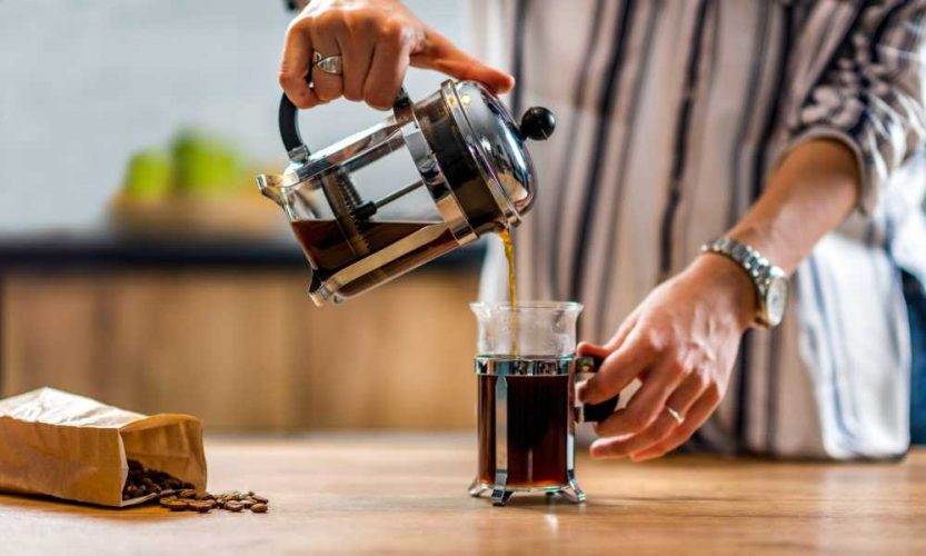 Is French Press Coffee Stronger