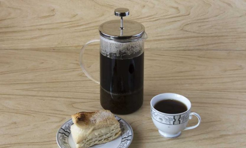 Bodum Columbia French Press Coffee Maker Review